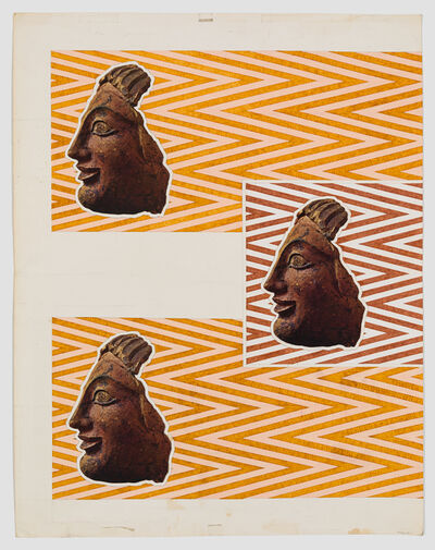 Matthew Craven, 'Face/Forward', 2019