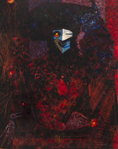 Max Ernst, 'Projet pour un monument à Léonardo da Vinci', 1957
