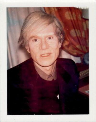 Andy Warhol, 'Self-Portrait', ca. 1983