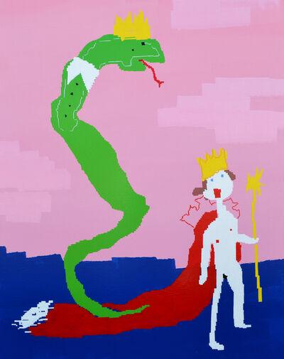 Maja Djordjevic, 'Groom Snake', 2017