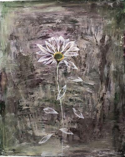 Nicky Nodjoumi, 'Falling Petals', 1998