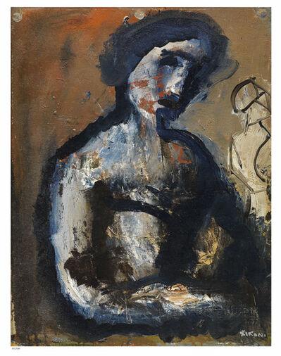 Mario Sironi, 'Female figure (also known as Medea),', 1953