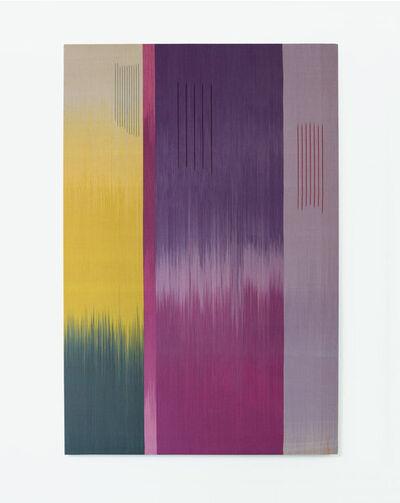 Ptolemy Mann, 'Violet Yellow 1', 2019