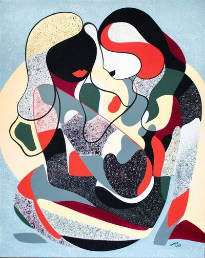 Anthea Missy, 'Sea Lovers', 2020