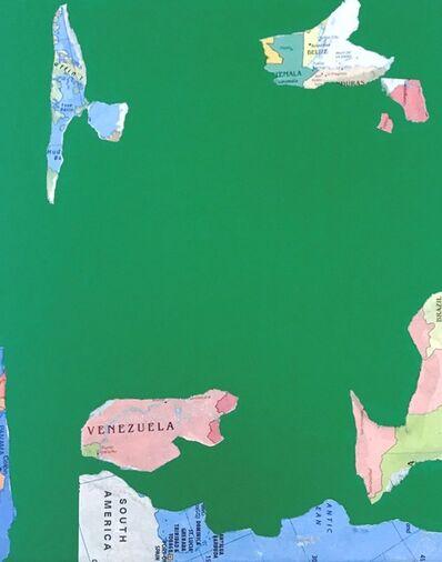 Karlo Andrei Ibarra, 'Geografía interrumpida #2 / Interrupted geography #2', 2017