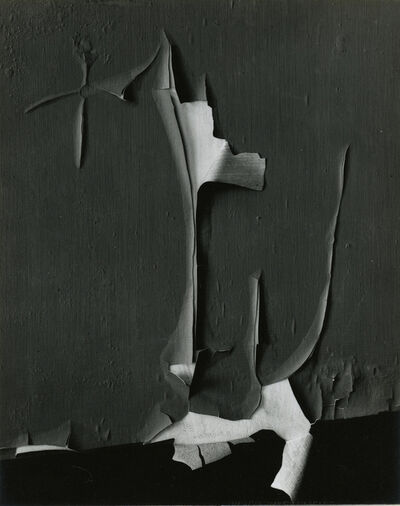 Minor White, 'Peeled Paint, Rochester', 1959