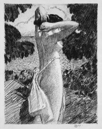 Childe Hassam, 'Midsummer', 1919