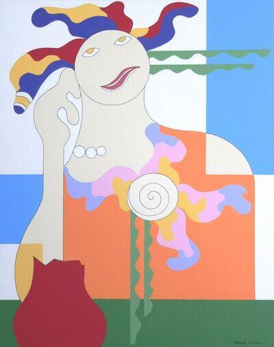 Hildegarde Handsaeme, 'Battle ', 2012