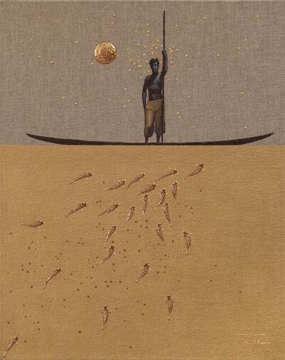 Pedro Ruiz, 'Nightbreak', 2018