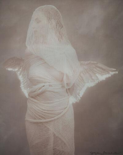 Joyce Tenneson, 'Angel with Lit Wings', 1991