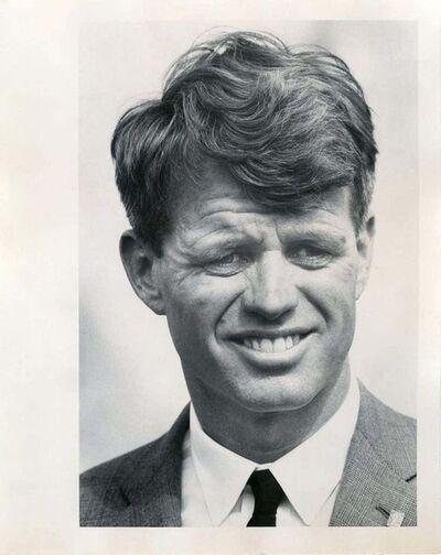 Henry Grossman, 'portrait of Robert Kennedy', 1968