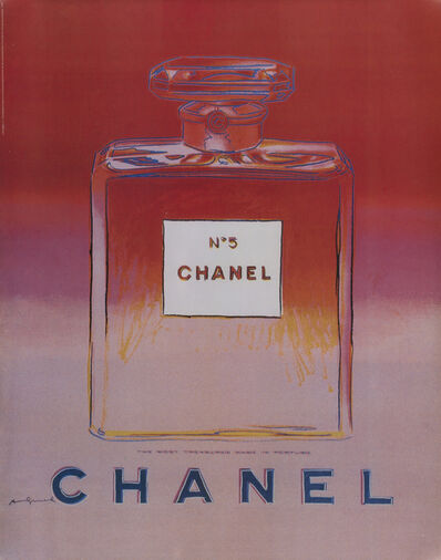 Andy Warhol, 'Chanel', circa 1997