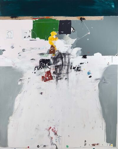 Brian Harte, 'Body (erased)', 2019