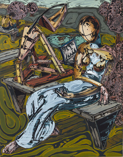 Nathan Redwood, 'Joiner', 2017