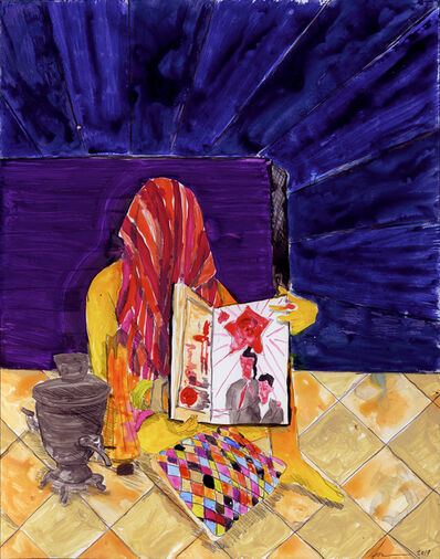 Amir H. Fallah, 'The Family Book', 2019