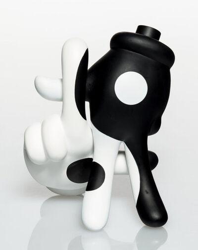 OG Slick, 'Yin Yang', 2010