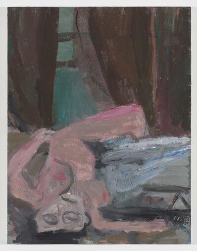 Janice Nowinski, 'Upside Down Nude', 2019