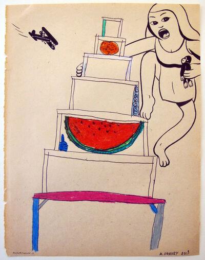 HuskMitNavn, 'Untitled 3', 2013