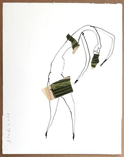 Serge Bloch, 'Dancer 1', 2017
