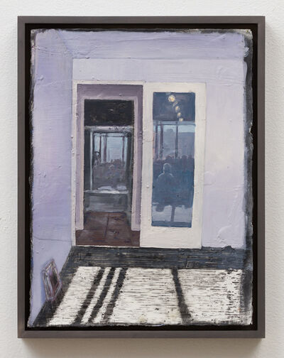Christine Frerichs, 'Open studio door, western sun', 2019