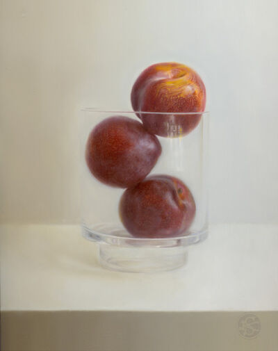 Kate Sammons, 'Plums', 2011