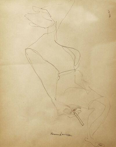 Norman W. Lewis, 'Untitled', ca. 1940