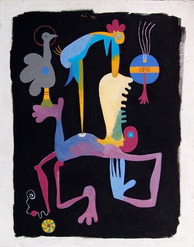 George Gordienko, 'The Balancing Act', 1998