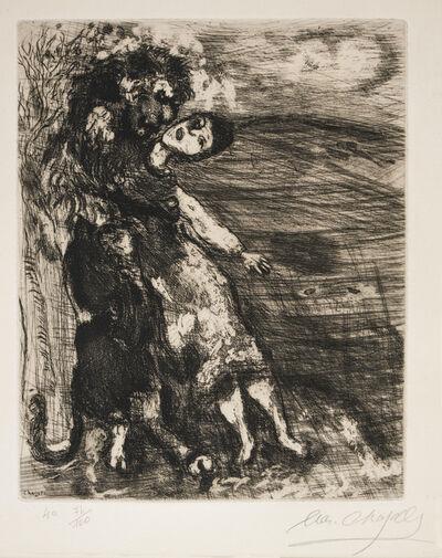 Marc Chagall, 'Le Lion Amoureux', 1952