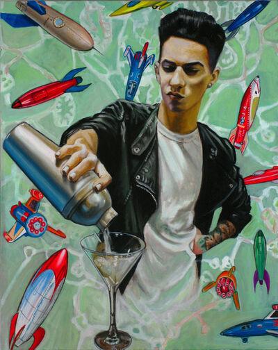 Bruce Adams, 'Untitled 005  (Martini Man)', 2014