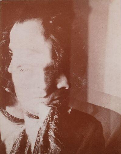 Mario Ceroli, 'Solo exhibition', 1970