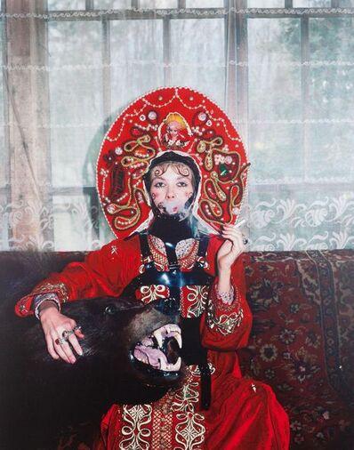 Uldus Bakhtiozina, 'Masha and the bear', 2015