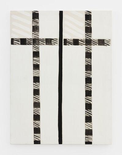 Bernard Piffaretti, 'Untitled', 1991