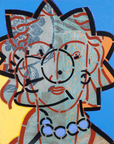 Michael Netter, 'Lisa Matisse', 2015
