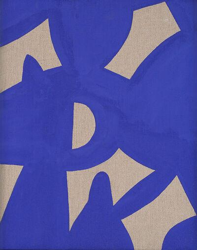 Carla Accardi, 'Ombre viola', 2007