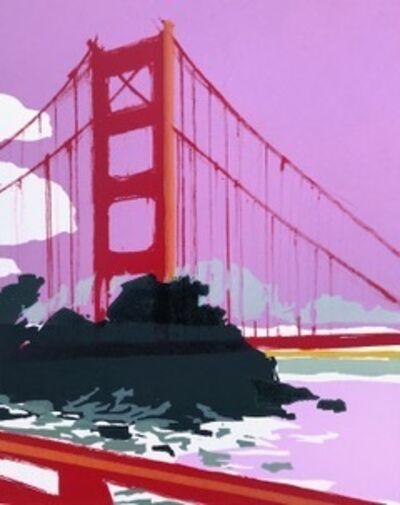 Rachel Gracey, 'Golden Gate San Francisco', 2019