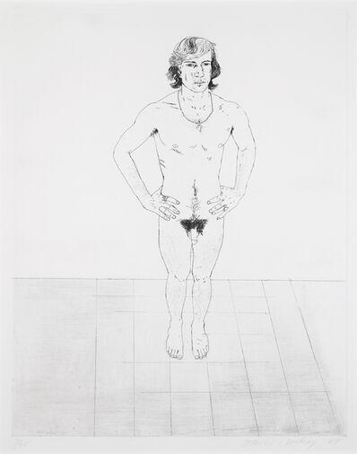 David Hockney, 'Peter', 1969