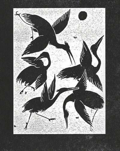 Andy Davis, 'Five Birds', 2018