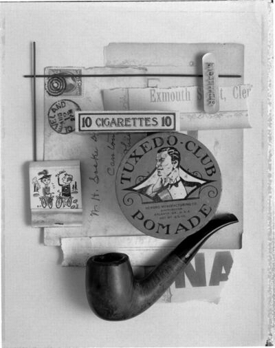 Geof Kern, 'pipe and pomade', 1989