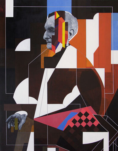 Rob Matthews, 'The Chess Player', 2018