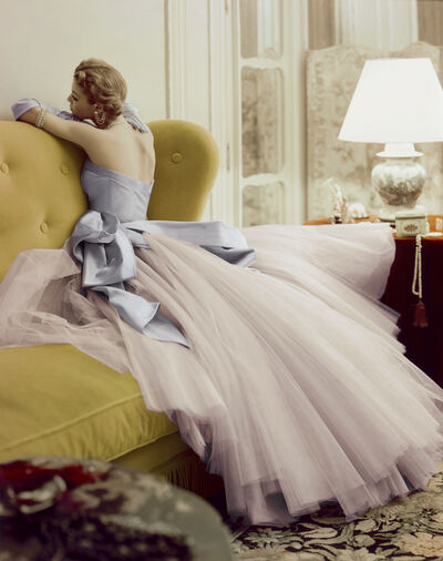 Norman Parkinson, 'Jean Patchett, Vogue', 1950