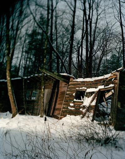 Danelle Manthey, 'Fallen Barn', 2012