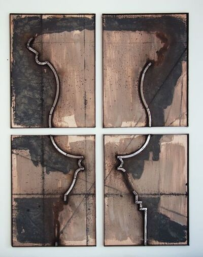 Juan Garaizabal, 'Pattern Vase des Tuileries VI', 2014