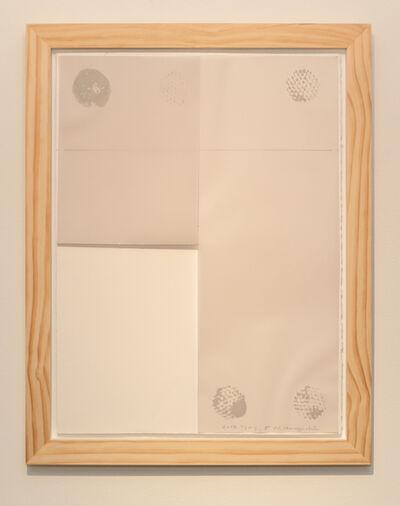 Noriyuki Haraguchi, 'Work on Paper 5 Gesture', 2019