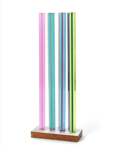 Vasa Velizar Mihich, 'Four Column Tower (#1447)', 1979