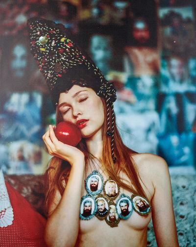 Uldus Bakhtiozina, 'All rouge and whiter', 2015