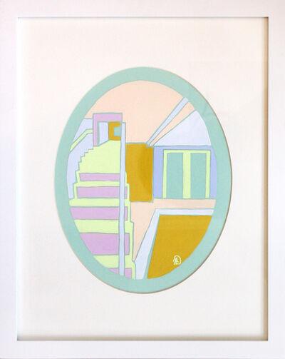 Julia Deckman, 'Stair Study 2', 2020