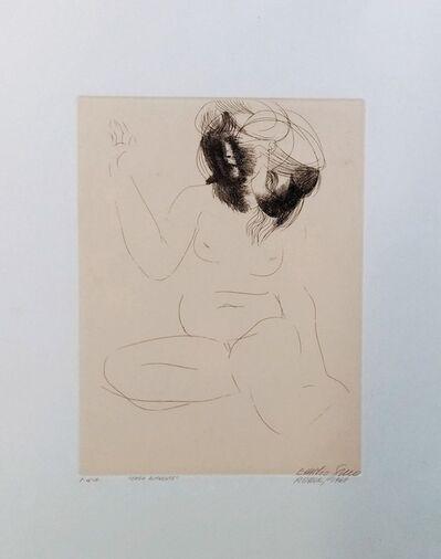 Emilio Greco, 'Erma Bifronte', 1969