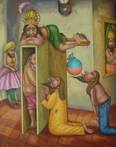 Gopikrishna, 'Kind and Courtiers', 2010