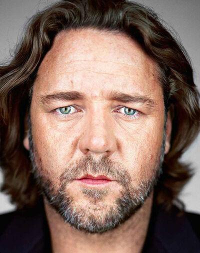 Martin Schoeller, 'Russell Crowe', 2007
