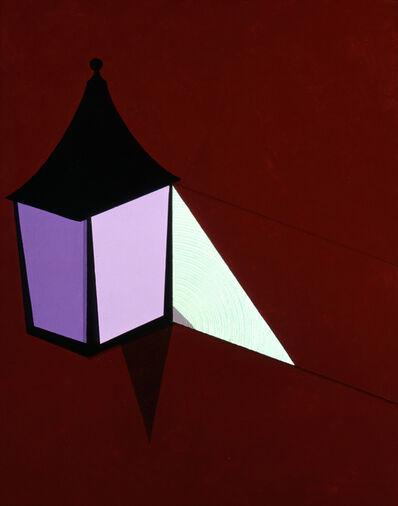 Patrick Caulfield, 'Corner Lamp', 1998